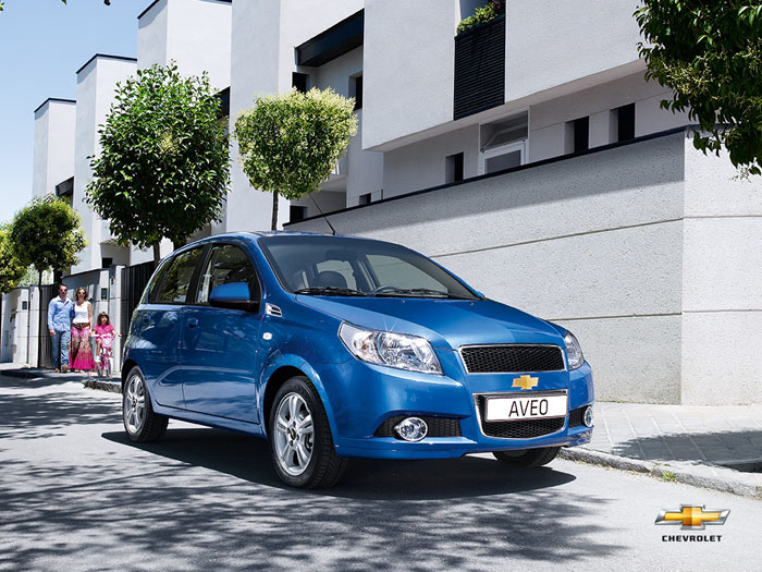 Фото chevrolet aveo hatchback шевроле авео