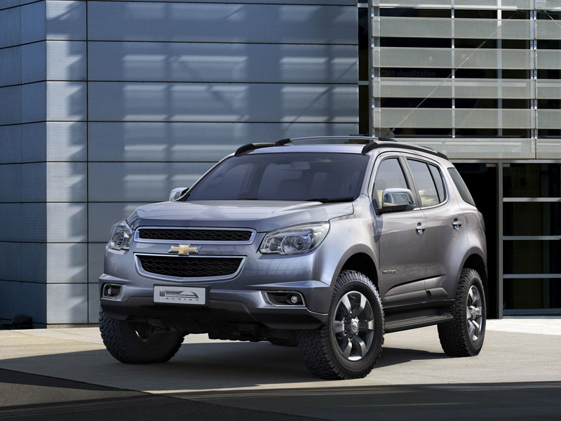 Chevrolet Trailblazer 2013