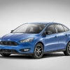Ford Focus 3 sedan 2015