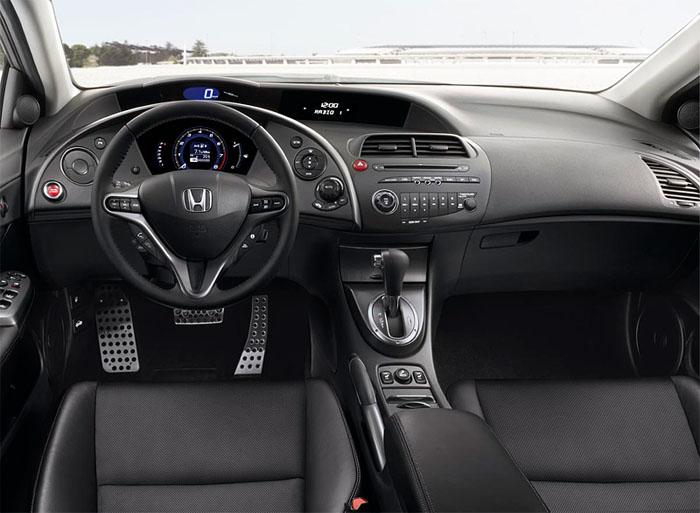 Хонда цивик хэтчбек фото