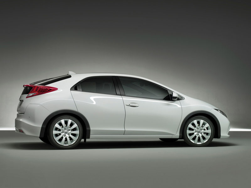 Хонда Цивик хэтчбек 2012