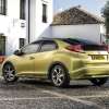 Фото Honda Civic hatchback 2012