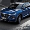 Фото Hyundai Santa Fe 2018