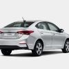 Hyundai Solaris 2017 экстерьер