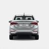 Hyundai Solaris 2017 вид сзади