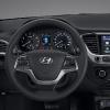 Hyundai Solaris 2017 панель приборов