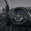 Hyundai Solaris 2017 руль