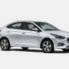 Hyundai Solaris 2017