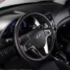Hyundai Solaris 2014 - место водителя