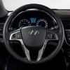 Hyundai Solaris 2014 руль