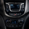 Hyundai Solaris 2014 центральная консоль