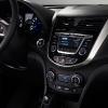 Hyundai Solaris 2014 - панель