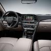 Hyundai Sonata интерьер