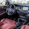 Hyundai Tucson интерьер