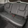 Infiniti QX80 - сиденья третьего ряда