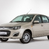 New Lada Kalina 2 hatchback