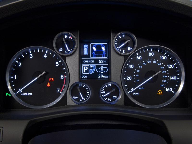 Lexus LX 2012
