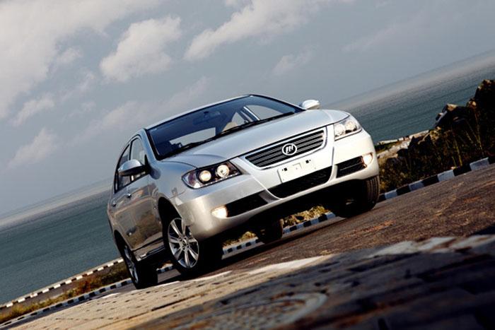 Lifan реализовал в России более 15 тысяч автомобилей Solano