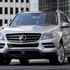 Фото Mercedes M class 2012
