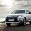 Mitsubishi Outlander новый дизайн