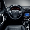 Nissan Terrano - место водителя