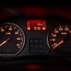 Nissan Terrano - панель приборов