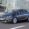 Фото Opel Astra New Sedan