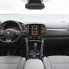 Renault Koleos 2017 интерьер