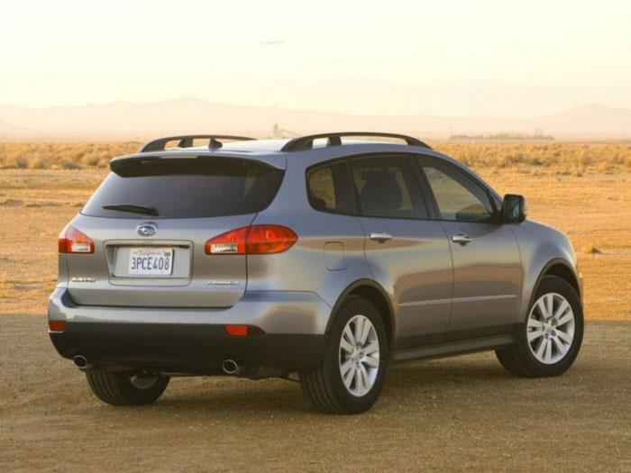 Subaru tribeca субару трибека в волгограде