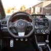 Subaru WRX интерьер