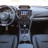 Subaru XV интерьер