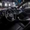 Toyota C-HR интерьер