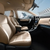 Toyota Corolla 2017 интерьер