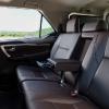 Toyota Fortuner интерьер