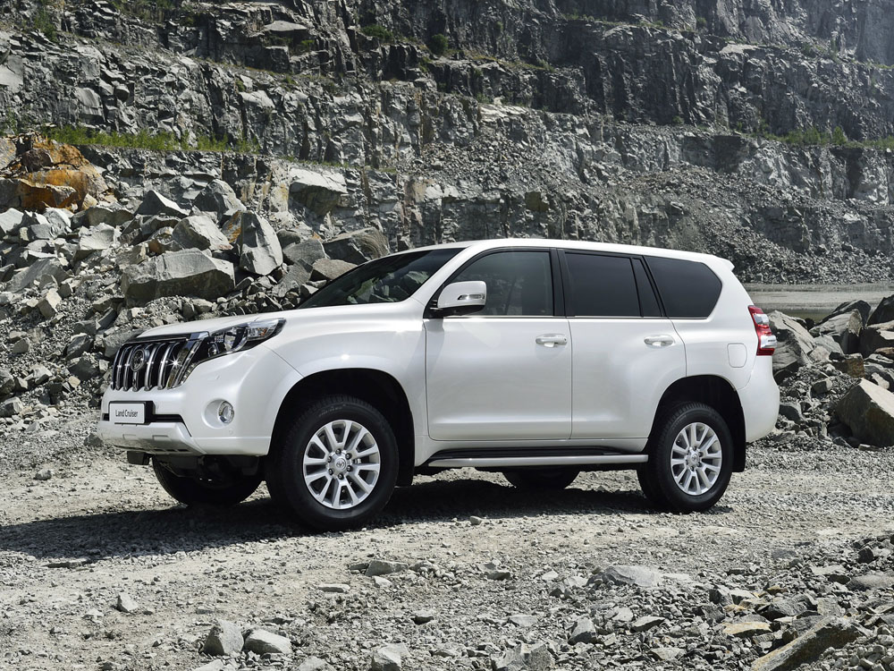 Land cruiser prado тойота ленд крузер прадо