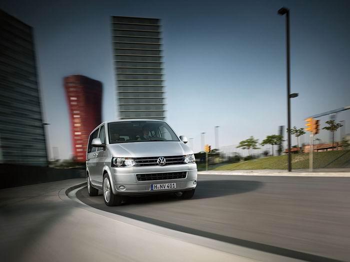 Volkswagen caravelle фото 9