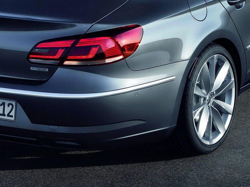Volkswagen CC 2013: допремьерный пок…