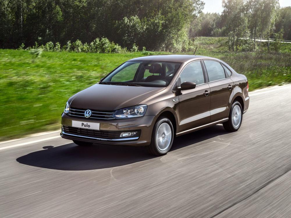 Volkswagen polo sedan 2015