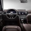 Volkswagen Teramont передняя панель