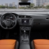 Volkswagen Tiguan 2017 интерьер