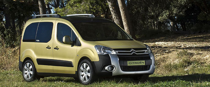 Citroen Berlingo в Волгограде