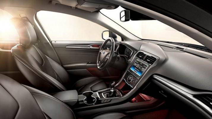 Ford Mondeo интерьер