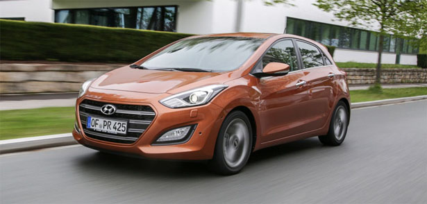 Hyundai i30 в Волгограде