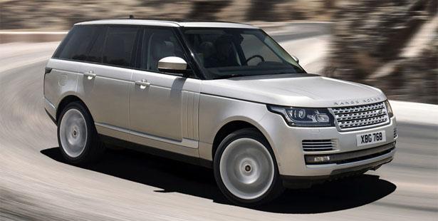 Land Rover Range Rover в Волгограде