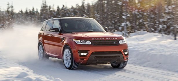 Range Rover Sport в Волгограде