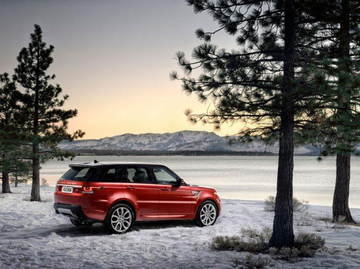 Range Rover Sport экстерьер