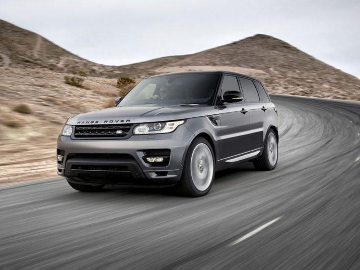 Range Rover Sport внешний вид