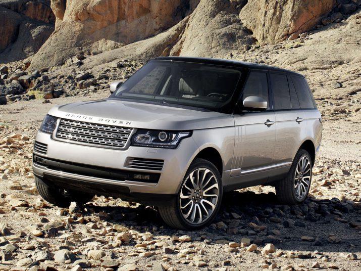 Range Rover экстерьер