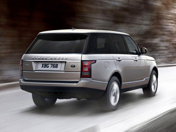 Range Rover внешний вид
