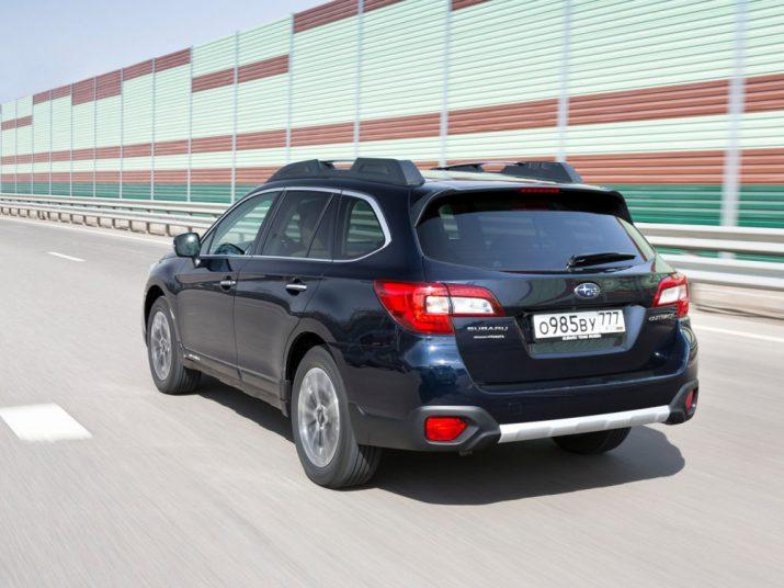 Subaru Outback внешний вид